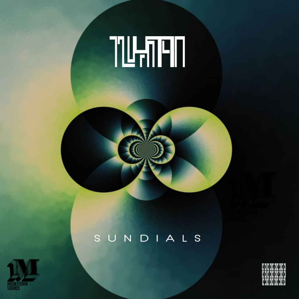 Sundials EP Cover
